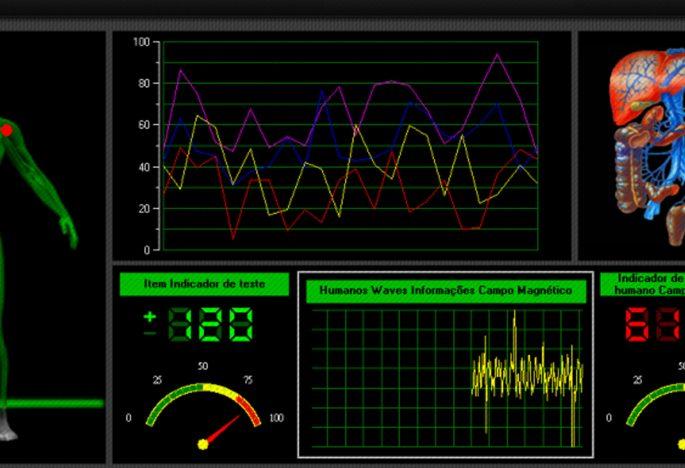 Analisador Quântico de Ressonância Magnética